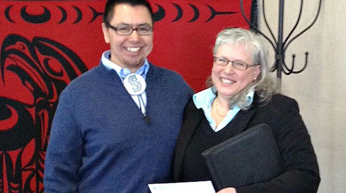 The Whatcom Literacy Council Receives Grant From The Lummi Indian Business Council