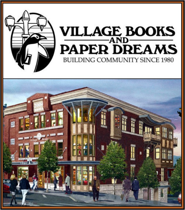Village Books and Paper Dreams