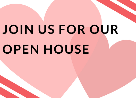 Open House Header
